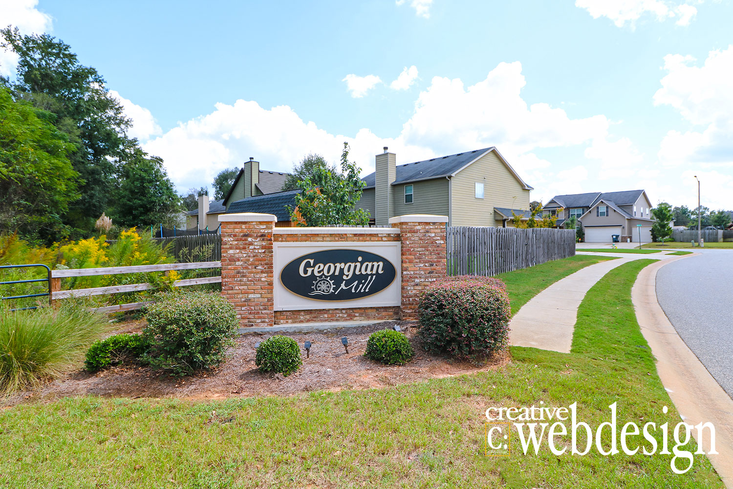 Georgian Mill Subdivision homes for sale in Kathleen GA 31047