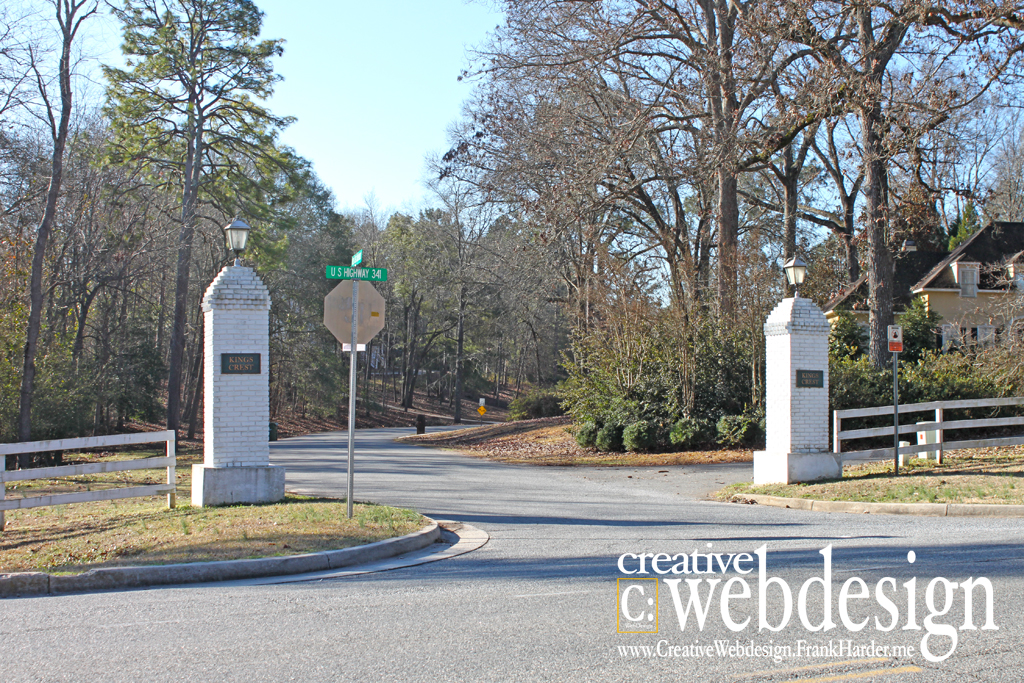 Kings Crest Subdivision