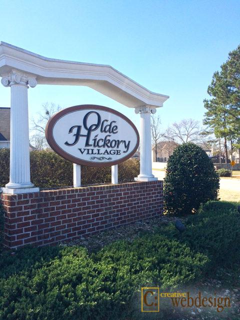 Olde Hickory Village