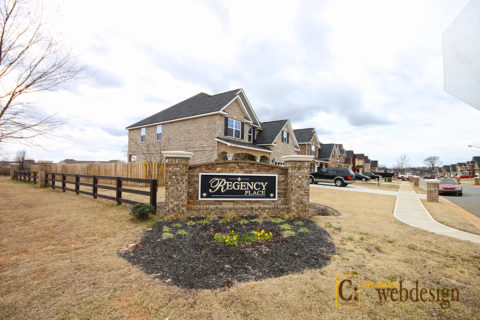Regency Place Subdivision