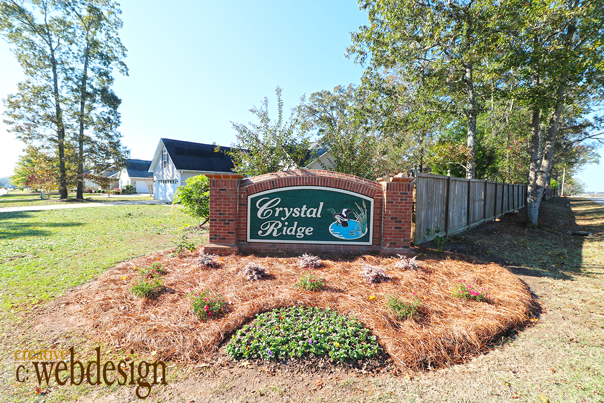 Crystal Ridge Subdivision