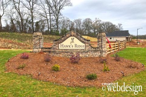 Hawks Ridge Subdivision